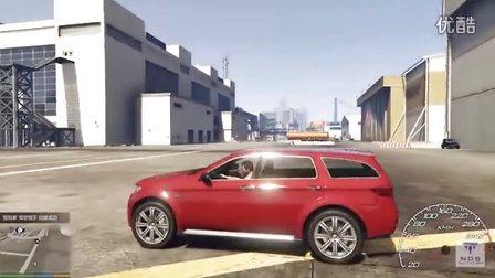 GTA5汽车碰撞测试4