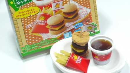 【POMPOM】营养早餐美味搭配 夹心早餐包DIY!小猪佩奇 奥特曼 熊出没 火影忍者