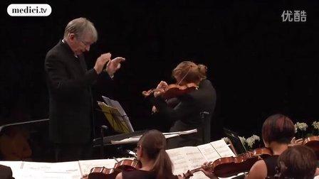 Michael Tilson Thomas 指挥捷尔吉作品,小提琴: Christian Tetzl