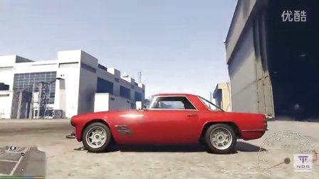 GTA5汽车碰撞测试9