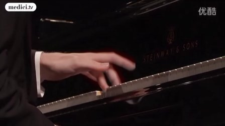 Daniil Trifonov-Chaconne in D minor for left hand, from the Partita for solo