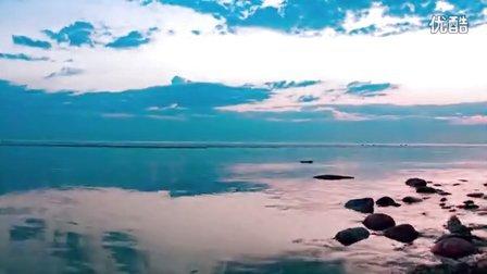 青海风光旅行短片