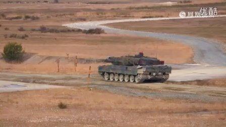 豹2A6坦克