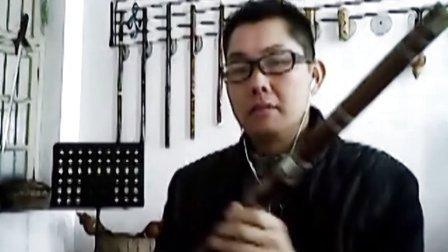 芈月传片尾曲《西风》---笛子---上品A座演奏