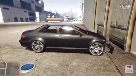 GTA5汽车碰撞测试10