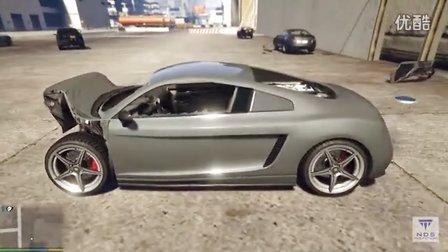 GTA5汽车碰撞测试12