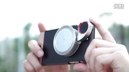 科思洛ztylus思拍乐四效合一拍摄镜头组