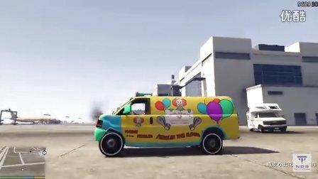 GTA5汽车碰撞测试15