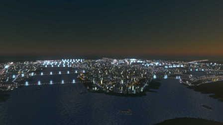 《城市:天际线》纽约地图介绍