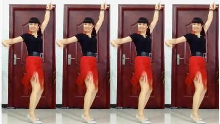 麦芽广场舞——练舞功  大家一起练起来吧32步   编舞 飞魅