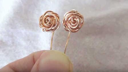 MYGIFT-手工制作-不失优雅,简单富有内涵的玫瑰金饰品