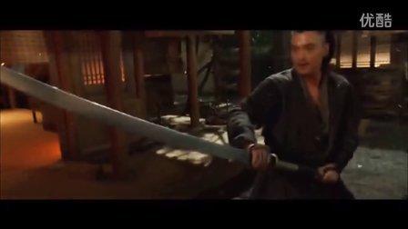 《绣春刀》周一围苗刀刀法VS锦衣卫李东学