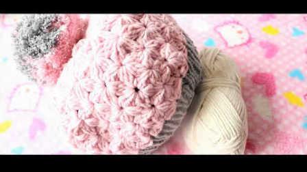 帽子的织法教程2 织帽子男女士帽子的织法花样视频教程