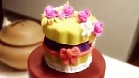 超轻粘土蛋糕🎂