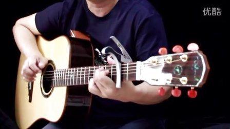 阿涛教你吉他弹唱【安和桥】包含教学讲解