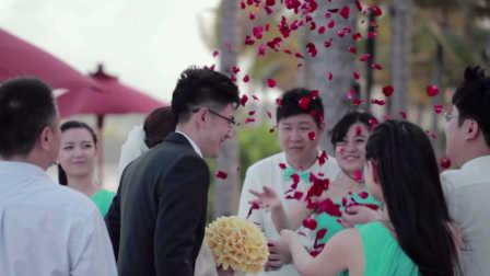 唯一兄弟婚礼故事:旅途 巴厘岛婚礼