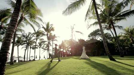 唯一兄弟婚礼故事:与你相伴 巴厘岛婚礼