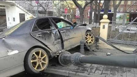 国外车祸视频合集 #15 行车记录仪车祸画面 交通事故视频合集 车祸现场视频