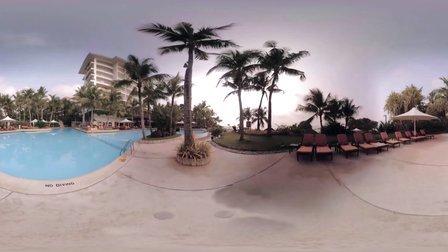 虚拟现实视频 - 香格里拉麦丹岛度假酒店