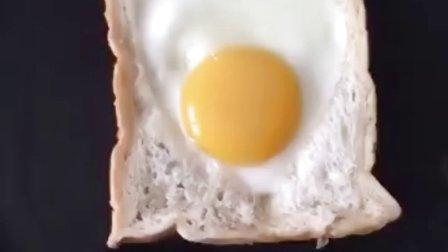 【厨娘成长记】第九记  吐司早餐