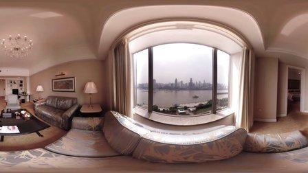 虚拟现实视频 - 上海浦东香格里拉大酒店
