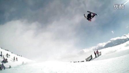 世界级单板滑雪高手们过招!2016 LAAX Open 莱克斯公开赛:Slopestyle Finals