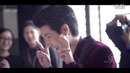 """低音王子""""王晰&金宴竹""""婚礼电影"""