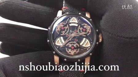 手表之家 美国潮牌 MAXLAB变色龙 航海家系列 潮流男士个性机械手表
