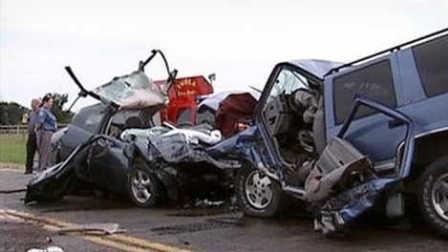 国外车祸视频合集 #16 行车记录仪车祸画面 交通事故视频合集 车祸现场视频