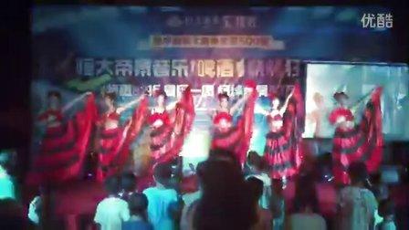 吉安V舞演艺团 夜上海风情裙摆舞《爱神爱神在哪里》
