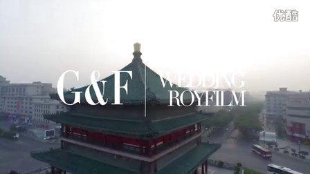 ROYFILM出品-最骚气的新郎婚礼当天快剪[57映画boss大婚]