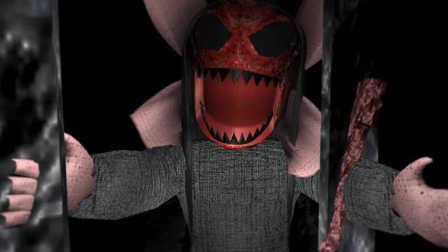 恐怖游戏《胆小鬼4:地狱Timore:Inferno》吓尿实况-娃娃与小萝莉之爱的抱抱!