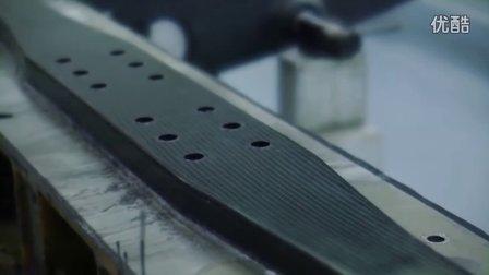 碳纤维机翼制造