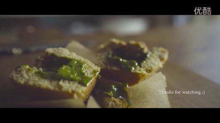 [Jennysta小吃货] 抹茶岩浆马芬(素食) Matcha Lava Muffins (vegan)