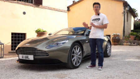 ams车评网 夏东评车 阿斯顿·马丁DB11 试驾评测视频