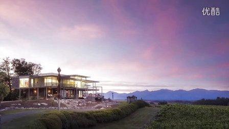 【全球奢华精品酒店】新西兰Mahana Villa