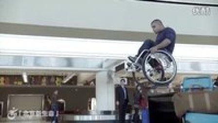 轮椅,可以这样玩儿