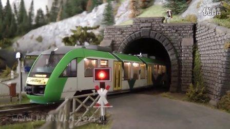 火车视频 铁路 玩具 火车 德国