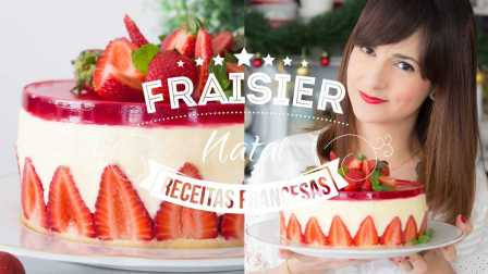 【丹尼教你做甜品】草莓慕斯蛋糕 @柚子木字幕组