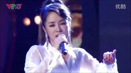 越南歌曲:你不要走Anh Đừng Đi 演唱:红绒Hồng Nhung