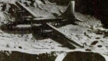 月球背面惊现美国消失二战飞机 意外发现恐怖变形三眼女尸 - 人类未解之谜