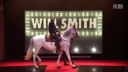 Will Smith's Awesome Entrance - Tonight Show