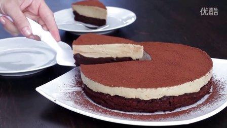 巧克力蛋糕和咖啡慕斯配方