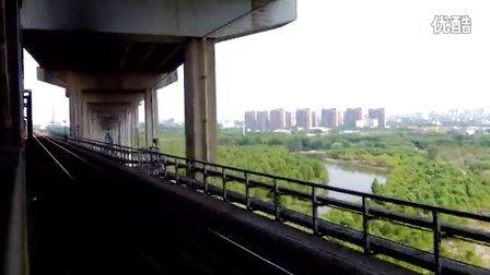 淮南线客车K1379次合肥--杭州V(沈家巷-芜湖长江大桥区间)