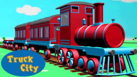 卡车之城 第8集 建造火车环线