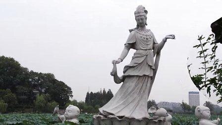 2013年国庆前夕又去的南京玄武湖 商神马久里拍摄制作