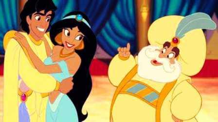 阿拉丁 02 Aladdin SFC版 茉莉公主 迪士尼动画 迪士尼乐园 红白机 小霸王学习机 任天堂 超级玛丽 魂斗罗 模拟器 一千零一夜 怀旧游戏