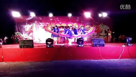 辽宁省葫芦岛市南票区台集屯镇英房子舞蹈队   扇子舞《祝福祖国》