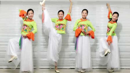新生代广场舞 阿克香巴(藏族民歌)编舞王梅
