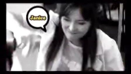 卫兰Janice 麦当劳 广告 2007 花絮